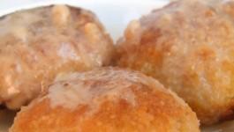 Crocchette di semolino filanti in salsa bianca