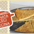 Farinata di Ceci o Cecina, ricetta originale