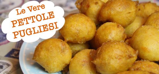Ricette pugliesi per l'Immacolata: Pucce con le olive e Pettole salentine