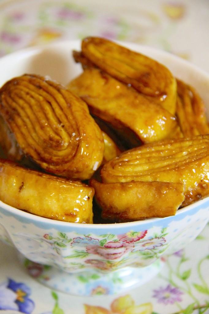 Tagliatelle fritte dolci di carnevale ricetta originale for Ricette dolci di carnevale