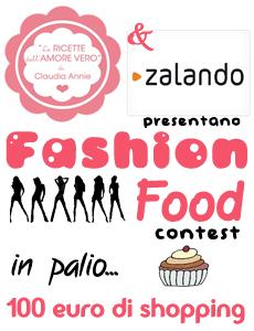 """Nuovo Contest """"Fashion Food"""": vinci 100 euro di shopping!!!"""
