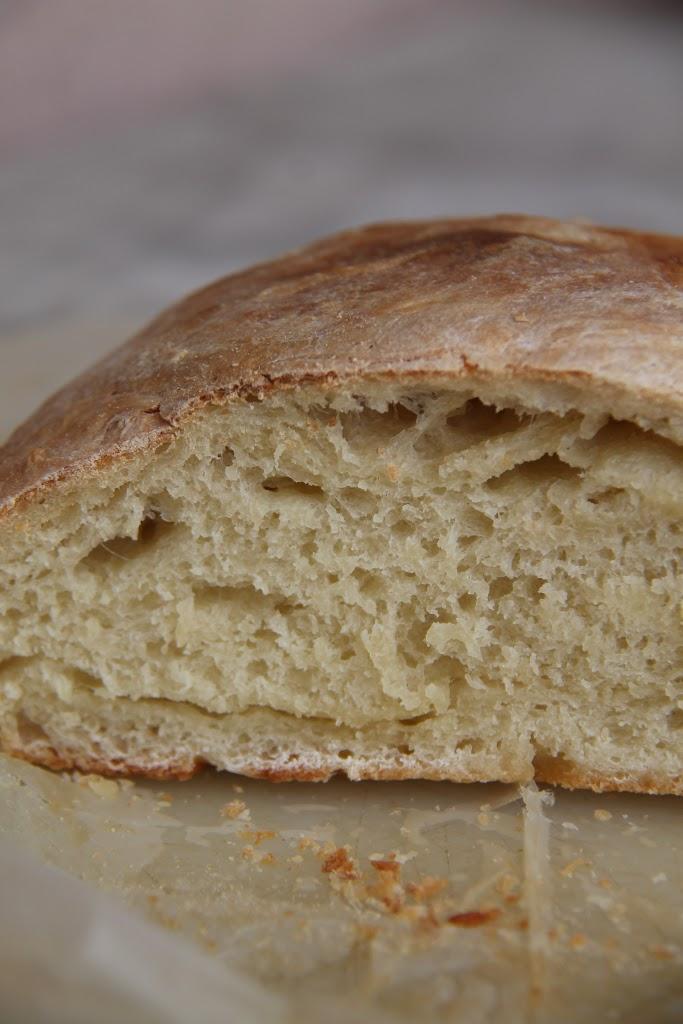 Pane Pugliese di semola di grano duro con lievito madre