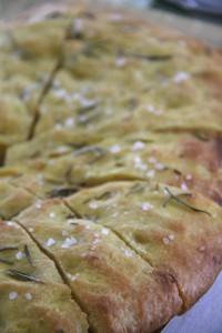 focaccia di zucca 1 200x300 Focaccia di zucca con rosmarino e sale dolce di Cervia