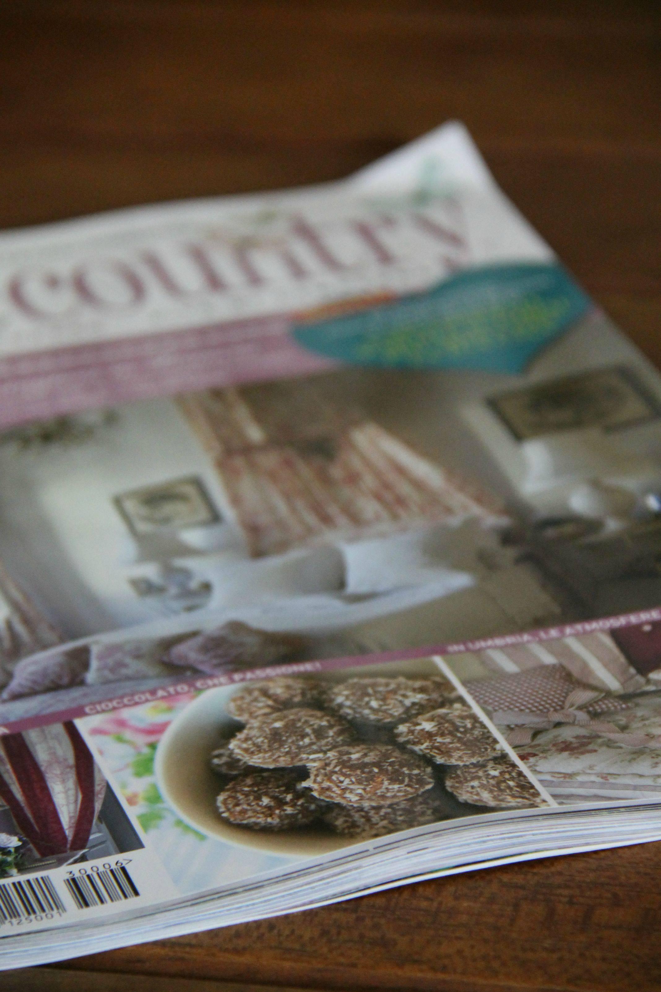 Le ricette dell'Amore Vero su Abitare Country e Corriere della Sera