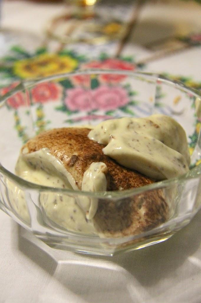 Mousse al mascarpone e cioccolato