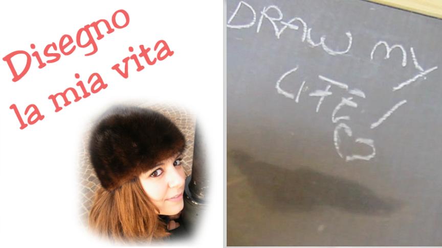 Draw my life - Disegno la mia vita