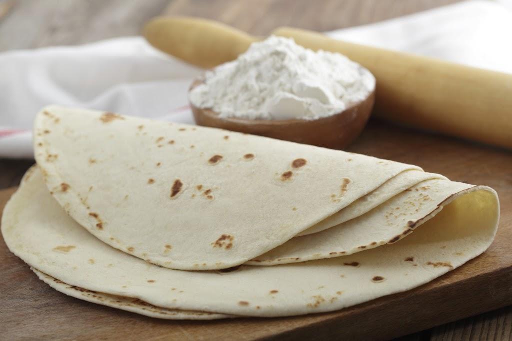 Tortillas messicane fatte in casa