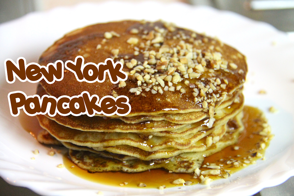 New York Pancakes recipe