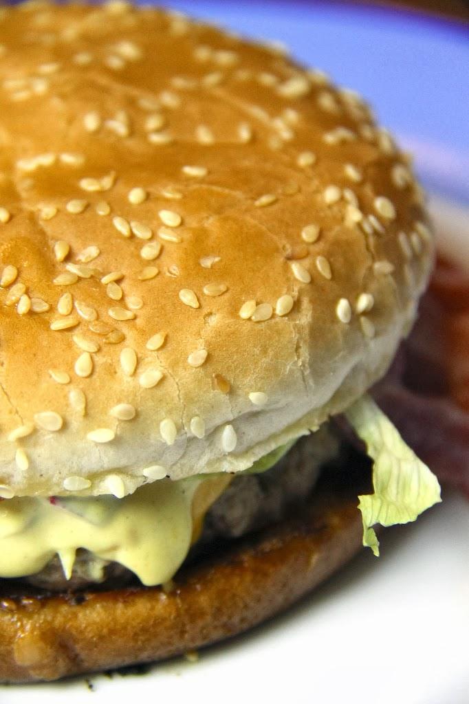 Original American Cheeseburger Recipe