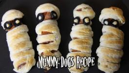 Terrificanti Mummie di Halloween - Ricetta