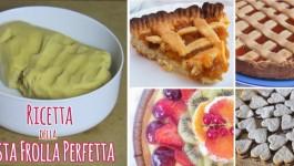 ricetta pasta frolla perfetta