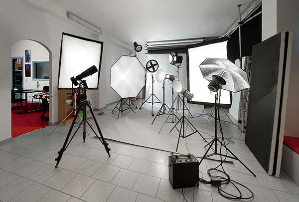fotografia in studio