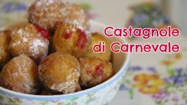 Castagnole di Carnevale - Ricetta