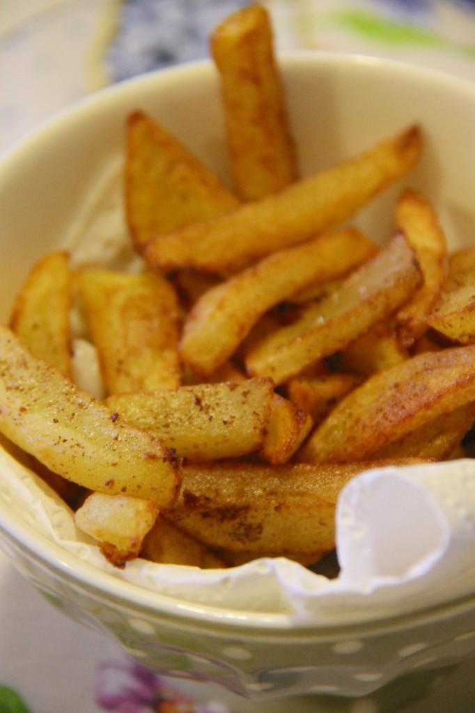 Patatine fritte perfette: tutti i segreti