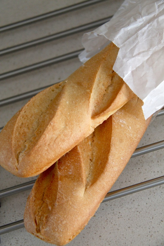 Pane Francese Baguette di Julia Child