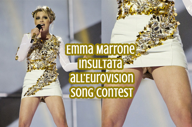 Emma Marrone insultata all'Eurovision Song Contest