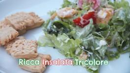 Ricca insalata tricolore per i Mondiali