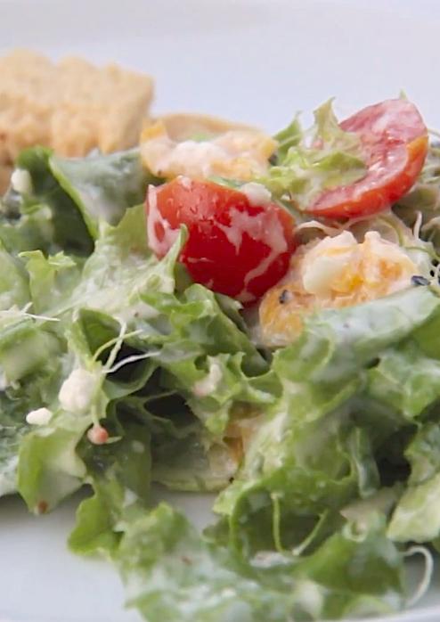 INSALATA RICCA con FETA e ARANCE | ricetta light e golosa in 5 minuti