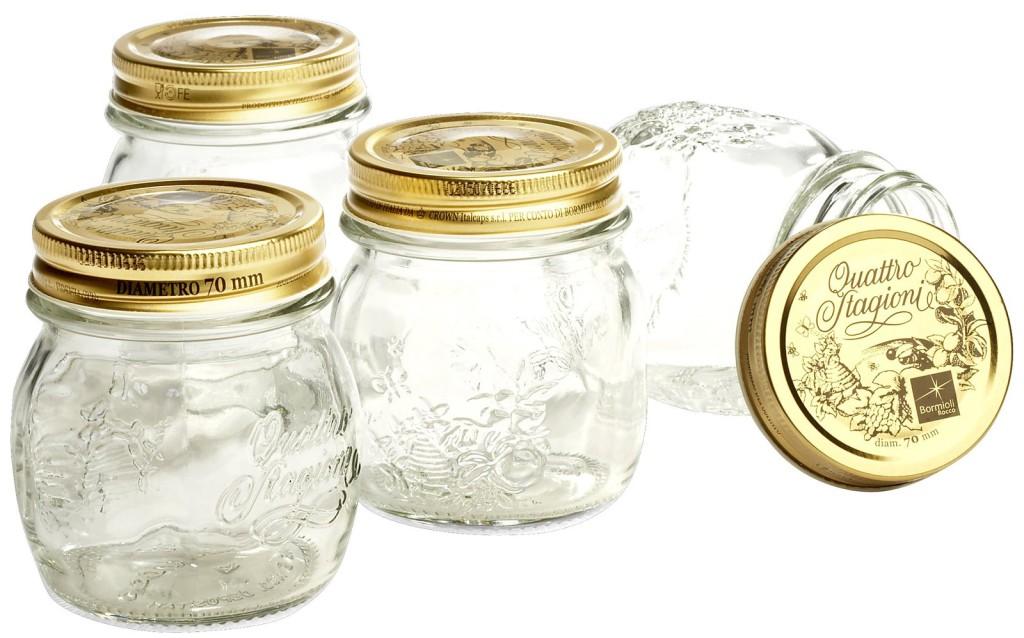 Sterilizzare vasetti di vetro nel microonde - Vasetti vetro ikea ...