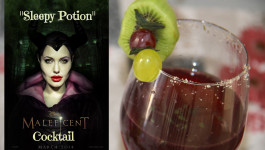 "Maleficent Cocktail ""Sleepy Potion"""