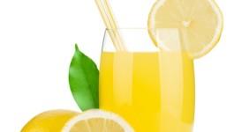 Acqua e limone al mattino fa bene