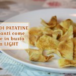 Chips di Patate croccanti come quelle in busta ma Light