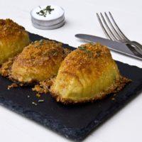 PATATE HASSELBACK al formaggio   croccanti, gustose e facilissime