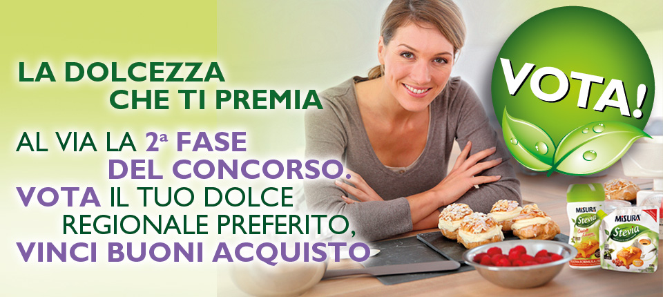 Vota le ricette regionali e vinci 20 buoni acquisto da 50 euro!