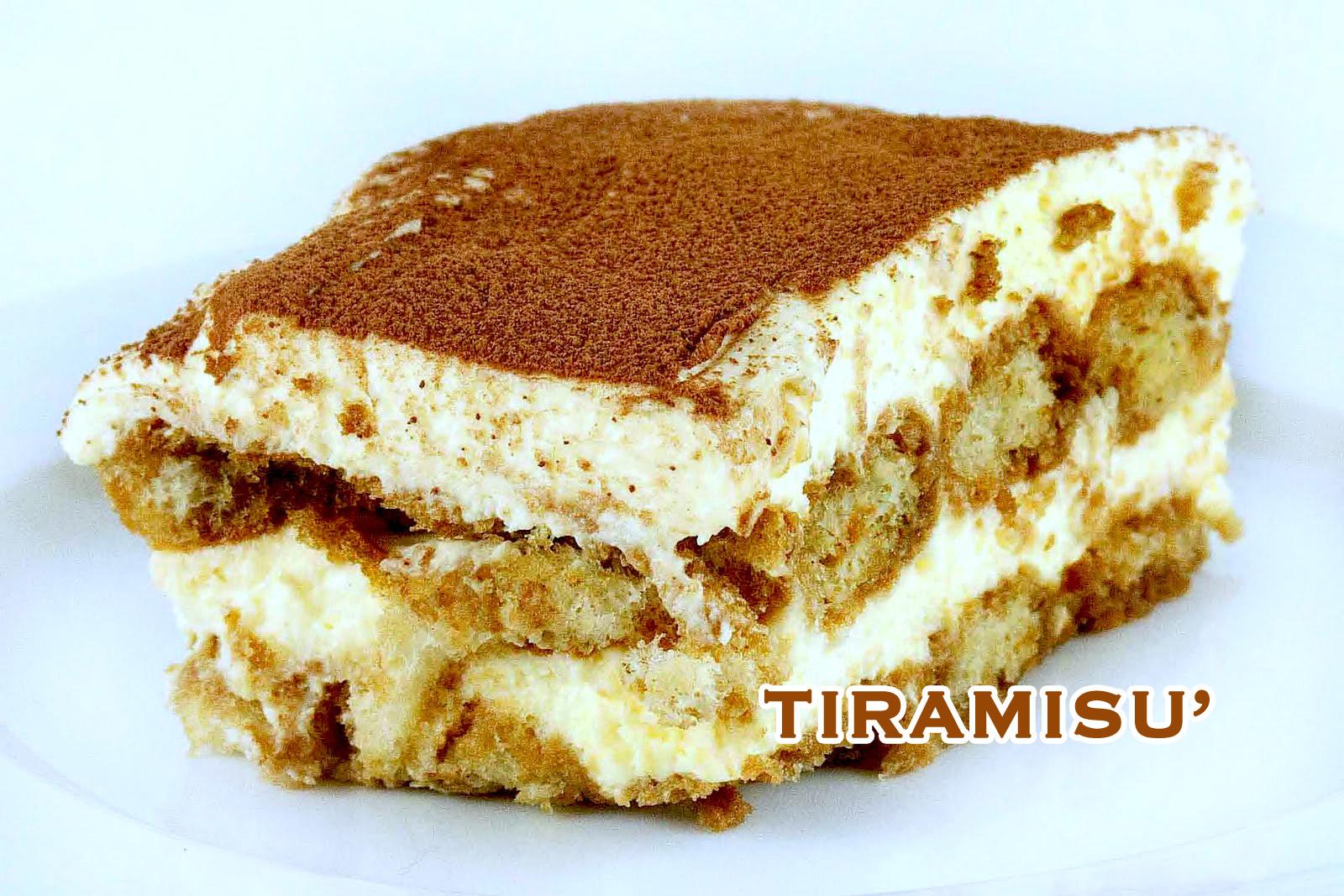 Ricetta Tiramisu In Inglese.Tiramisu Classico La Ricetta Perfetta Della Tradizione Italiana
