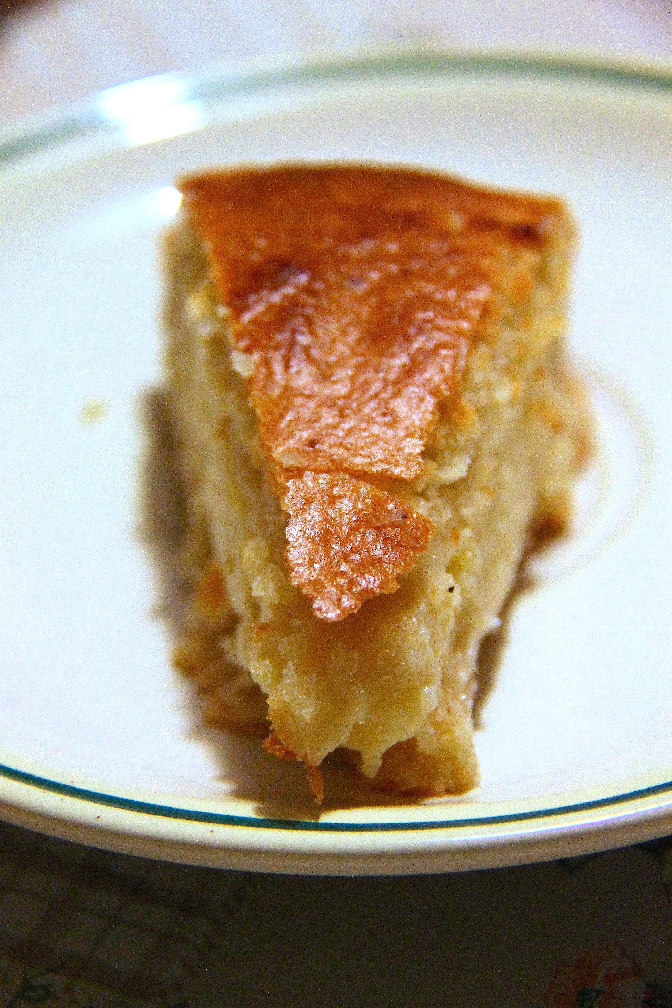 Torta Pasticciotto