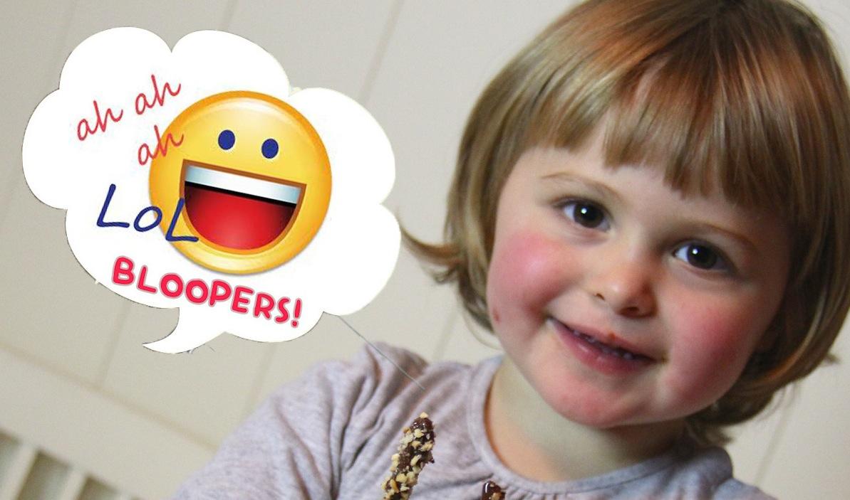 Baby Bloopers: le Papere di Claudia Annie e la piccola Emma #6