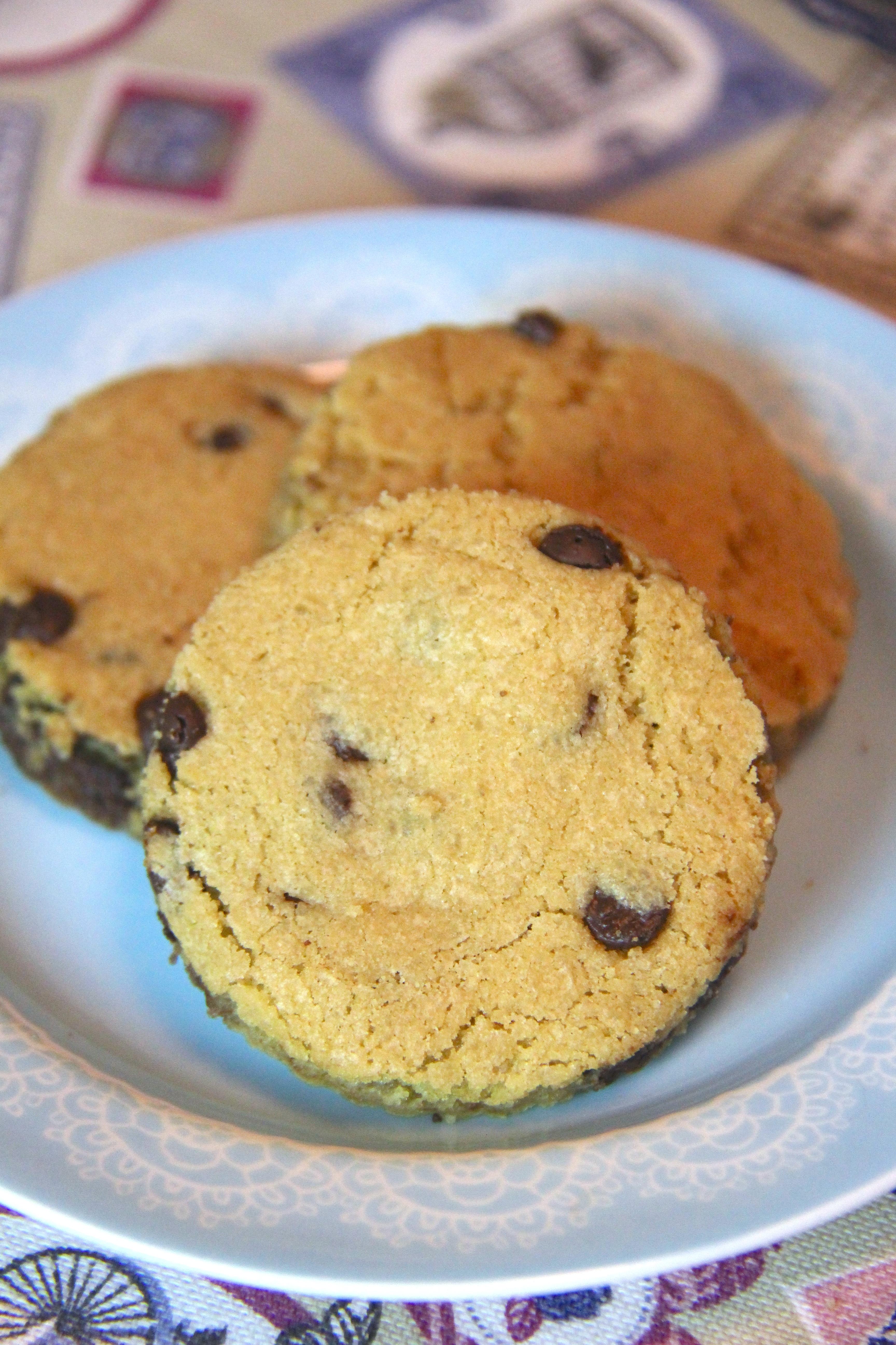 Chocolate Chips Cookies, ricetta originale americana