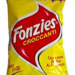 Fonzies, croccanti cornetti di mais al formaggio fatti in casa