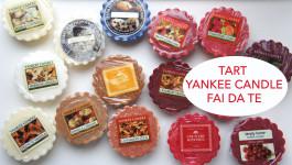 Tart Yankee Candle Fai da Te