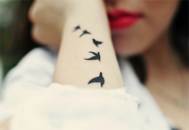 Tatuaggio appena fatto: come curarlo