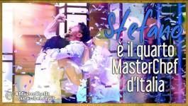 Masterchef 4: il vincitore è Stefano