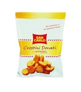 Crostini Dorati San Carlo, come gli originali