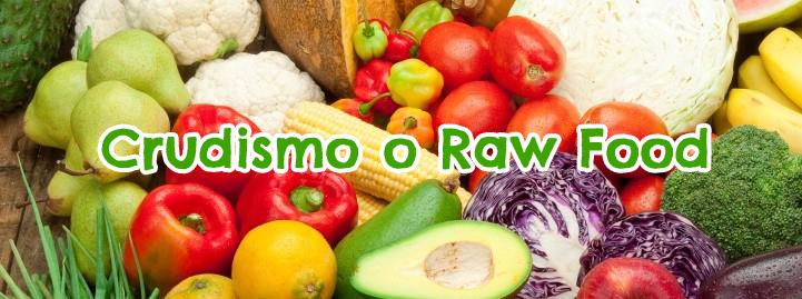 Crudismo o Raw Food: cos'è