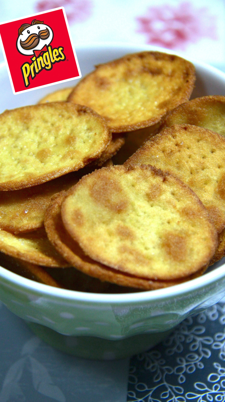 Chips Pringles Homemade, patatine come le originali
