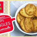 Chips Pringles Homemade, patatine perfette