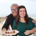 Polpette fritte in salsa tapina realizzate da Claudia Annie ed Igles Corelli
