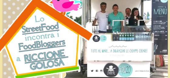 Riccione Golosa: lo Street Food incontra i Food Bloggers