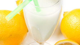 Sorbetto al Limone fresco e cremoso