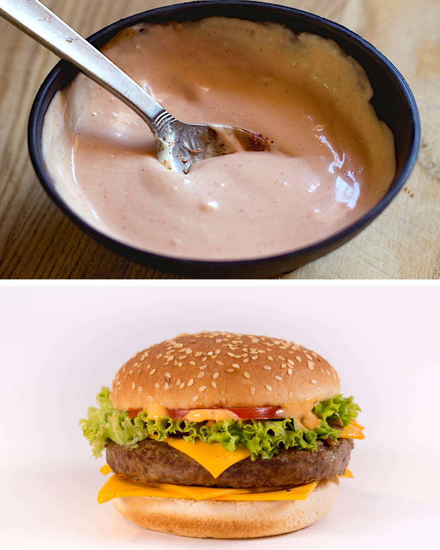 Favorito Salsa Burger perfetta fatta in casa | ricetta facilissima PY22