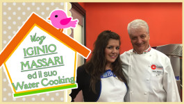 Iginio Massari ed il suo Water Cooking