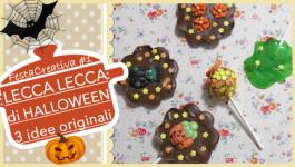 Lecca Lecca di Halloween: 3 idee originali per prepararli