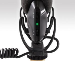 Microfono Shure VP83: pratico ed altamente professionale