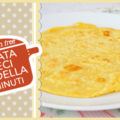 FARINATA DI CECI IN PADELLA pronta in 5 minuti | LIGHT e GLUTEN FREE