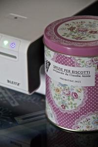 Etichettare in Cucina con Leitz Icon