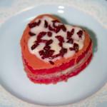 RED VELVET PANCAKES per San Valentino